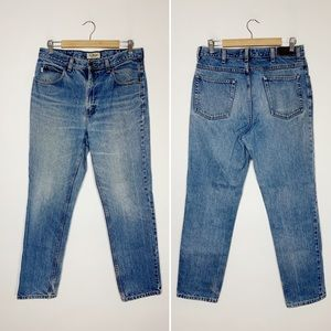 LL BEAN Classic fit straight leg relaxed jeans